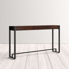 """Macie 54"""" Console Table & Reviews 