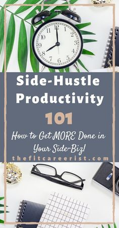 Side-Hustle Productivity hacks: How to get more stuff done in your side-business when you also work full-time! Side-Hustle Productivity hacks: How to get more stuff done in your side-business when you also work full-time! Starting A Business, Business Planning, Business Tips, Just Keep Going, Productivity Hacks, You Better Work, Time Management Tips, How To Get, How To Plan