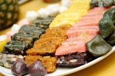 dduk korean rice cake spread