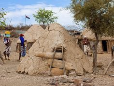 maisons traditionnelles angola