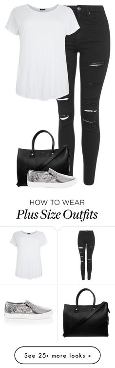 """""""Untitled #6463"""" by fanny483 on Polyvore featuring Topshop, Paul & Joe and White House Black Market"""