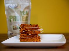 Using sweet potato and sun dried tomatoes this is a feast for the eyes and the tastebuds. Plus with an extra dash of pea protein they have everything you need to keep you going all day! #cakes #flapjacks #protein #proteinpowder #pea #peaprotein #postworkout