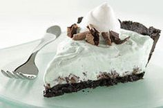 Frozen Grasshopper Pie recipe