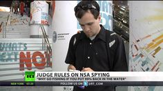 US Federal judge: NSA phone surveillance program likely unconstitutional