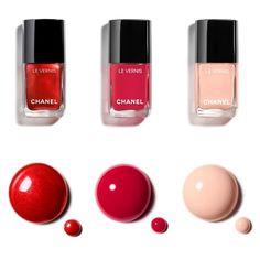 Makeup News, Chanel Beauty, Chanel Spring, Perfume Bottles, Lipstick, Cool, Polish, Flowers, Lipsticks