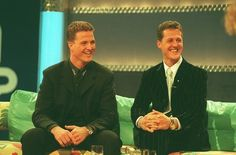 schumi and Ralf