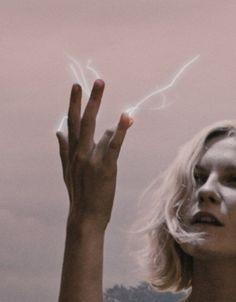 Character inspiration - superpower ______________[Melancholia, dir. Lars von Trier (2011) cinematography: Manuel Alberto Claro]