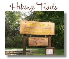 Hiking Trails in Brown County State Park - Southern Indiana Hiking Trails