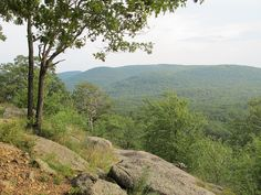 Appalachian Trail-Day 2: Mountain View by Treetop Mom, via Flickr