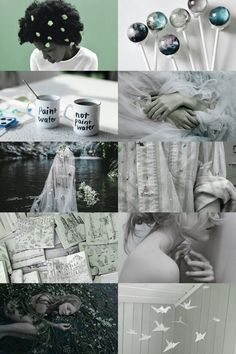 cancer aesthetic (more here)