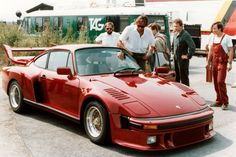 (3) One of a kind: Legends from the Porsche Exclusive history