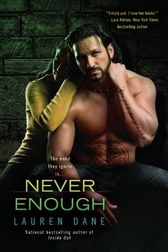 Never Enough (Brown Siblings) by Lauren Dane, http://www.amazon.com/dp/B0052RHF68/ref=cm_sw_r_pi_dp_xbF2pb01GMQ2J