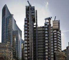 Lloyds building/ buildings architecture