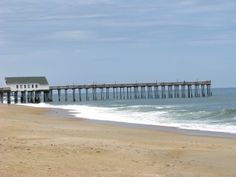 Kitty Hawk Pier :: Outer Banks of North Carolina