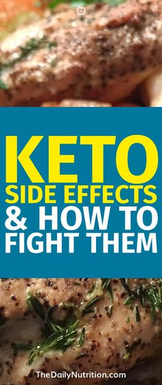 Unfortunately, the keto diet has some side effects that many people experience. This is how to beat keto side effects so the ketogenic diet doesn't get you down.