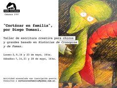 Taller de escritura creativa | LITERARIAS | Por Gabriela Mariel Arias Parrot, Writing Workshop, Creative Writing, Invitations, Activities, Creativity, Parrot Bird, Parrots
