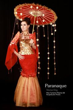 Connecting the World to Asian Culture! Everything from event coverage to exclusive interviews of your favorite Asian star and model! Philippines Outfit, Philippines People, Philippines Culture, Oriental Fashion, Ethnic Fashion, Asian Fashion, New Fashion, Ethnic Outfits, Ethnic Clothes