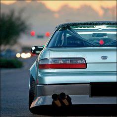 For 89-94 Nissan 240Sx S13 Jdm Sport Red Front Upper Aluminum Strut Tower Bar