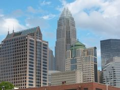 Charlotte, NC. Miss living here! The Beautiful Queen City!