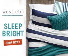 west elm new bedding