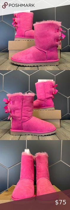 Glitter Sequins Ladies Shoes Fur Trim Furry Casual New Fashion Snow Boots Size