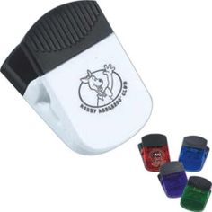 "#Promotional #Gifts our Useful rectangular shaped magnetic clip, 2"" x 2 3/4"". FUN392B 