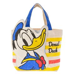 Donald Duck Tote Bag