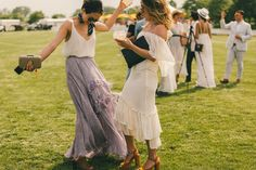 Real (Rich) Men Wear Pink: Inside the Veuve Clicquot Polo Classic Photos | GQ