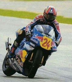 Garry McCoy Red Bull Yamaha 500