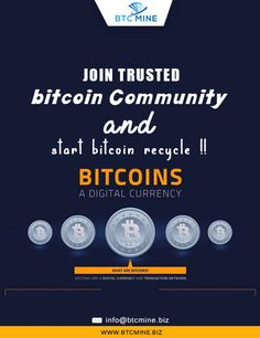 Join Trusted Bitcoin Community and Start Bitcoin Recycle