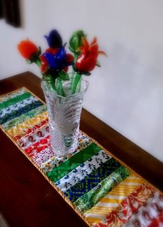 Hey, I found this really awesome Etsy listing at https://www.etsy.com/listing/203153631/quilted-mini-slim-table-runner-strip