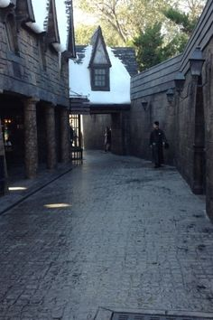 Hidden areas in Wizarding world of HP