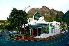 Dizzy's in iKapa, Western Cape