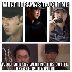 What watching korean dramas kdrama has taught me #kdramahumor