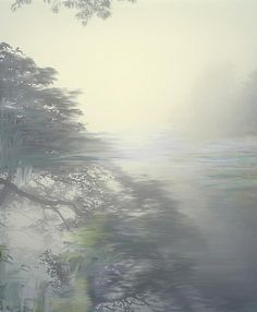 artnet Galleries: Untitled (Mountain 4) by Sandra Kantanen