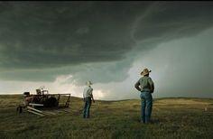 Top 25 des plus belles photos de National Geographic, pour ses 125 ans . Dans les prairies Sand Hills, au Nebraska (États-Unis)
