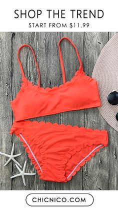 Hot bikini girl is you! Start a new beach trip now. Give you stylish look at chicnico.com