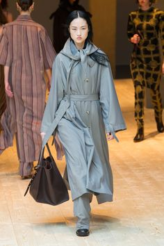 All The Looks From Celine AW17 Collection At Paris Fashion Week