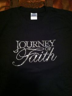 Journey of faith tee