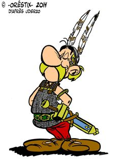 Asterix historique by Orestix