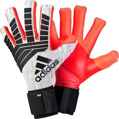 promo code cea2c 20953 adidas Predator Pro Goalkeeper Gloves – Manuel Neuer – White Black