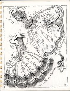 Posts about Artist drawn paper dolls – Charles Ventura – Ballet Book 2 written by Marlendy Colouring Pages, Adult Coloring Pages, Coloring Books, All Paper, Paper Art, Paper Crafts, Ballet Books, Ballet Art, Paper Dolls Printable