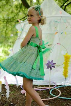 Festival Dress - Turquoise