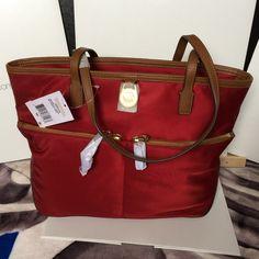 Michael Kors Michael Kors Tote, 100% Authentic. Brand new ❤️Ⓜ️ercari $96 Michael Kors Bags Totes