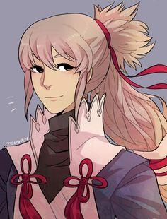 Fire Emblem: Fates Takumi