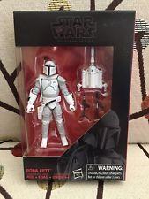 STAR WARS BLACK SERIES ( Walmart ) - 3.75 Inch - Boba Fett Prototype - MISB http://ift.tt/2D1ahnp