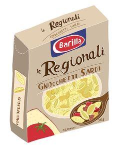 packaging addicted: Gnocchetti sardi