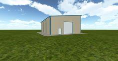 Cool 3D #marketing http://ift.tt/2uuds5R #barn #workshop #greenhouse #garage #roofing #DIY
