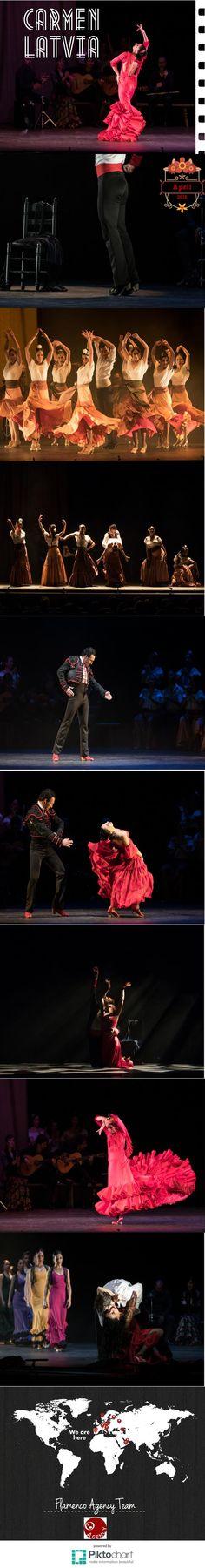 Resumen espectáculo Latvia April 2016 For more content: https://failiem.lv/u/w77m33gr?share_email_id=398e41 #flamenco #ballet #carmen #bizet
