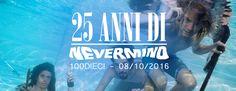 """25 anni di """"Nevermind"""" omaggio umbro allo storico album dei Nirvana"""